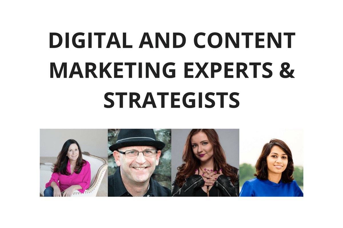 Digital and Content Marketing Experts & Strategists